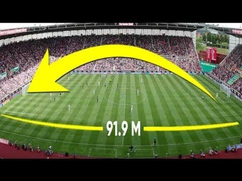 Gol ASSURDI Del Calcio, Azioni e Tricks Pazzeschi #29
