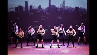 Джаз-фанк в Белгороде! Школа танцев Dance Life. Jazz funk dance видео смотреть