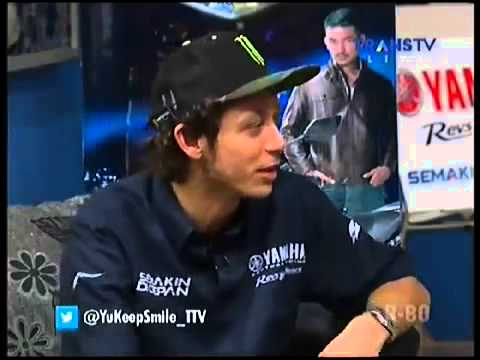 Valentino Rossi di YKS TRANS TV