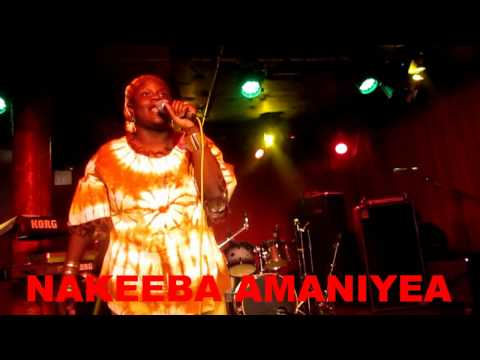 CROSS507 T.V - NAKEEBA AMANIYEA SULLIVAN HALL  ROOTS  REGGAE SPLASH
