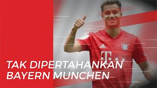 Alasan Bayern Muenchen Tak Mau Permanenkan Coutinho