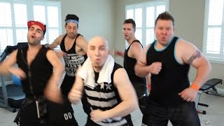 """Video thumbnail of """"Cheerleader - VoicePlay (OMI cover)"""""""