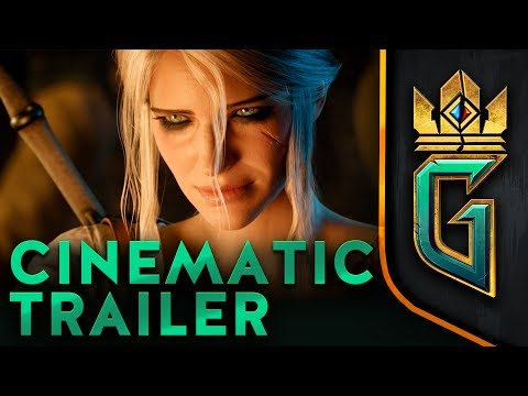 GWENT: The Witcher Card Game | Cinematic Trailer thumbnail