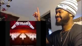 KING KTF | Metallica-Master Of Puppets (Lyrics) - REACTION