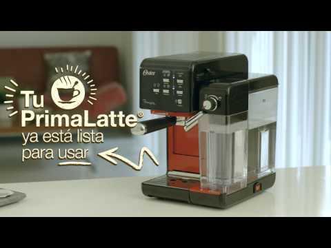 Cafetera espresso Prima Latte II, Oster