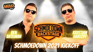 Schmoedown 2021 Kickoff! | Schmoedown Backstage #65 by Schmoes Know