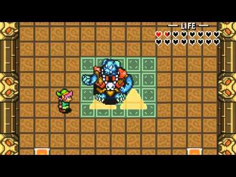 Link objevil Ganonovu slabinu