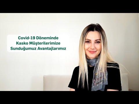 Özgenur Uzundere – Covid-19 Döneminde Kasko Müşterilerimize Sunduğumuz Avantajlarımız