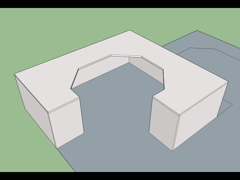 Building the Ultimate Computer Desk - Part 1
