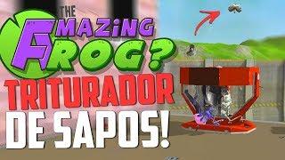 TRITURADOR DE SAPOS ! - Amazing Frog