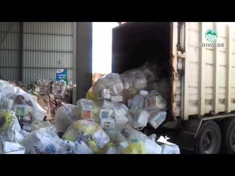 Recyclage EVPP par Adivalor