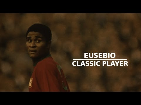 #TBT - EUSEBIO - World Cup Classic Player