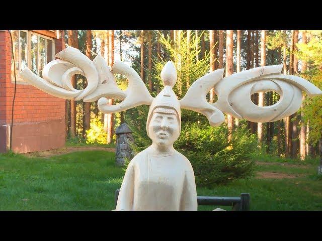 Кто сделал лучшую парковую скульптуру?
