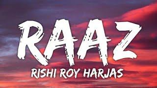 Harzas Raaz  lyrics Rishi Roy