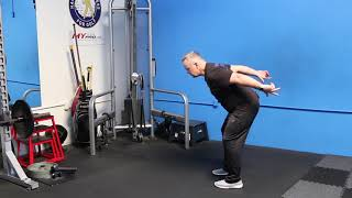 Developing more power in your swing