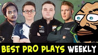 Best PRO plays of the week #13 — InYourDream, Miracle, Attacker