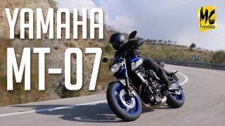 Vi har testet Yamahas oppgraderte MT-07