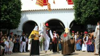 preview picture of video 'FIESTAS PATRONALES SANT MIQUEL 2011 - IBIZA - EIVISSA'