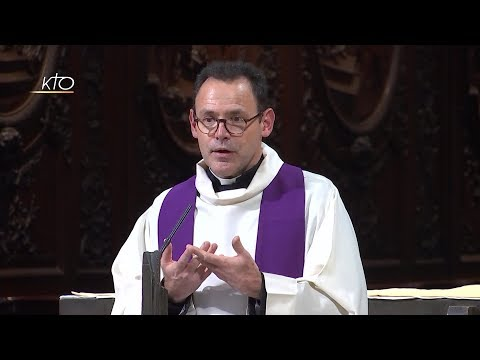 Jean-Baptiste ou la préparation à la grâce