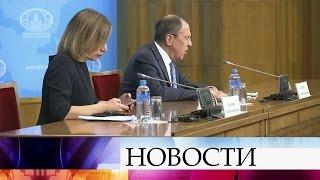 Глава МИД РФСергей Лавров рассказал опопытках вербовки сотрудников ведомства зарубежом.
