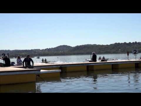 Il lago diventa una batteria galleggiante