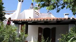 preview picture of video 'Sardinien Ferienhäuser am Meer (Valledoria/Castelsardo)'