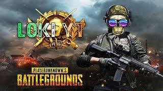 Loki YT | PUBG PC Telugu | #155 | Fun games with UNQGamer and Atomic YT