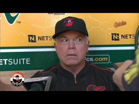 Best of Buck: Buck Showalter's funniest press conference moments
