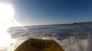 GoPro: Seal Beach Bodyboarding POV