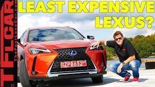 Lexus UX 2018 - dabar