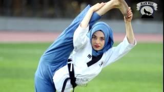 Чемпионка Мира по Тхэквондо, БОЕВАЯ КРАСОТКА - KÜBRA DAĞLI - Тхэквондо