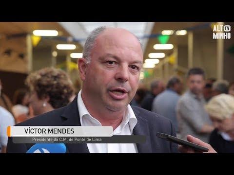 Reportagem da 'AltoMinho TV' sobre a XI Feira do Cavalo de Ponte de Lima