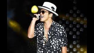 Bruno Mars  Live Concert 2018 HD