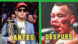 Peleadores PRESUMIDOS de UFC que PERDIERON por KO