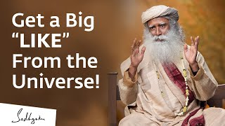 """Forget Facebook, Get a Big """"LIKE"""" From the Universe! 
