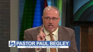 """""""Powerful Prophetic 3rd Temple Anointing Oil"""" On Harvest Show Interview  with Pastor Paul Begley"""""""