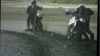 preview picture of video 'Raid en Casamance Sénégal'