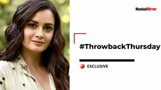 Dia Mirza Talks About Her Priceless Photograph
