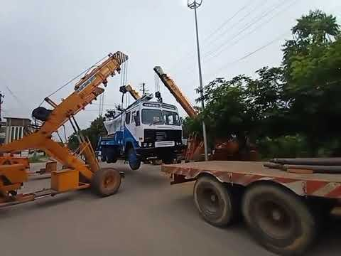 PDTHR-300 Truck Mounted Land Based Drilling Rig