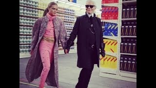 Коллекция Chanel осень-зима 2014-2015