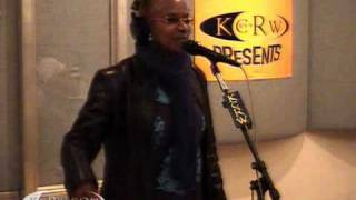 Angelique Kidjo - Move On Up (Live on KCRW)