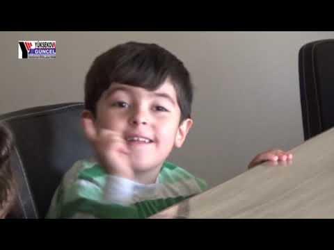 Yüksekovalı Özel Gereksinimli Çocuklar İran'ın Sıfır Noktasında Doyasına Eğlendiler