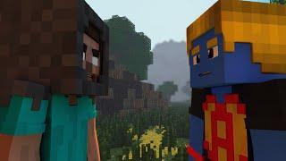 Minecraft: PARAÍSO - #106 A CONVERSA COM HEROBRINE!