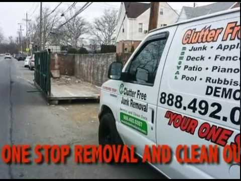 Demo, Cleanup, Cleanout and Heavy Duty Cleaning Pros in New York, NY.  Large trucks and crews to quickly clean at property in NYC