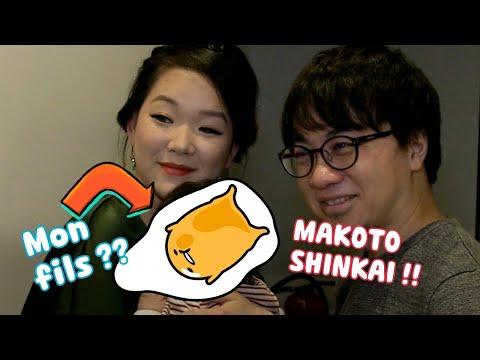 Vidéo de Makoto Shinkai