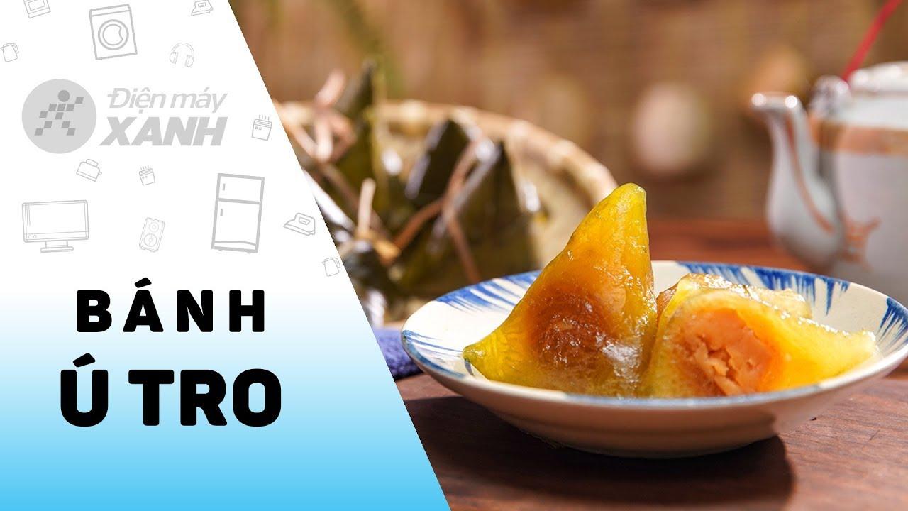 [Video] Cách làm bánh Tro dịp Tết Đoan Ngọ đơn giản dễ làm tại nhà