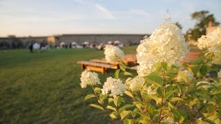 Fort Adams RI Wedding Video With Green Lion And Snap Weddings