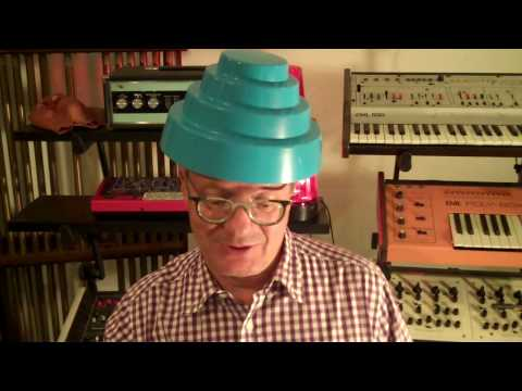 Mark Mothersbaugh DEVO promo for Indianapolis 2010