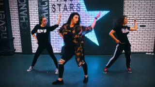 Потап и Настяft.Бьянка vs. D.E.F- Стиль собачки.Jazz Funk by Лолита Лауер.All Stars Workshop 01.2016