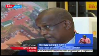 KTN Prime: Mining investors push for local investor involvement to push growth, 29/09/2016